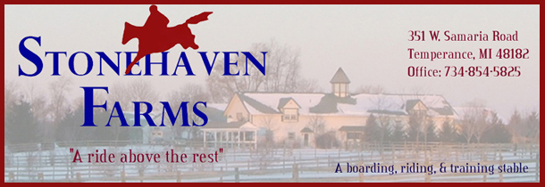 Stonehaven Farms (logo)